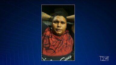 Polícia prende no MA suspeito de pertencer a facção criminosa no Pará - Edson Ronny Muniz Franco da Silva tem dois mandados de prisão em aberto e está sendo investigado pela polícia pela suspeita de envolvimento de morte de policiais do estado do Pará.