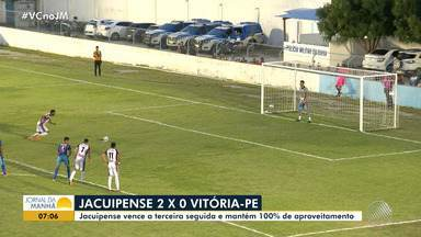 Confira os destaques dos times baianos no Campeonato Brasileiro da Série D - Destaque da rodada é o Fluminense de Feira que está na vice-liderança da competição.