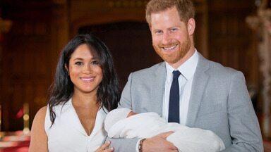 Meghan e Harry: A História do Bebê Real