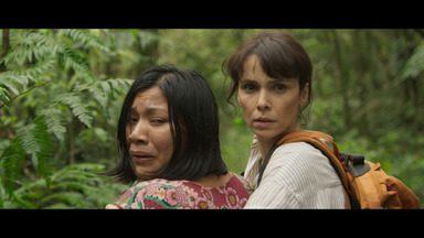 Episódio 5 - Natalie e Gregory encontram tribo indígena que foi atacada e ajudam sobreviventes. Para limpar imagem, Miguel resgata a todos e leva para posto de proteção.