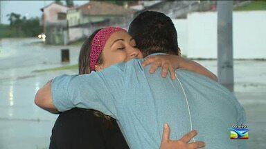 Especialista fala sobre a importância do abraço - Nesta quarta-feira (22) é comemorado do Dia Nacional do Abraço e a psicóloga Ana Beatriz Lima fala sobre os benefícios do gesto de amor e carinho no Bom Dia Mirante.