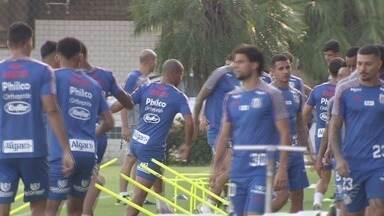 Jean Lucas descarta crise no Santos e já pensa no jogo contra o Internacional - Volante do Peixe ressaltou a semana livre para treinamentos antes da partida de domingo (26).