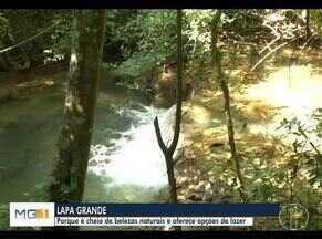 Conheça as belezas naturais do Parque Estadual da Lapa Grande - Parque tem mais de 15 mil metros.