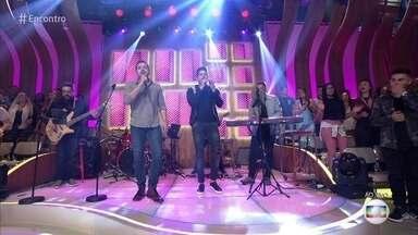 Henrique & Diego canta 'Espelho Meu' - Confira
