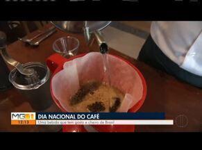 No Dia Nacional do Café, conheça histórias de quem não vive sem a famosa bebida - Cafezinho está presente na vida e na casa da maior parte dos brasileiros.