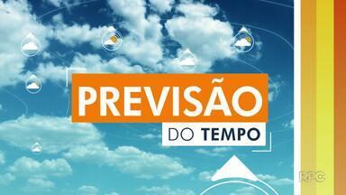 Frio chega mais forte neste sábado em Londrina - A mínima prevista para o sábado é de 13,7º.