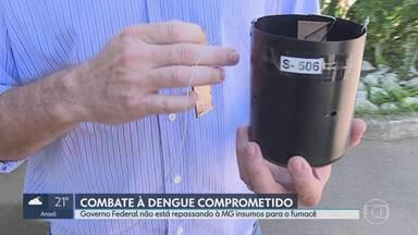 Belo Horizonte registra mais três mortes por dengue - A capital mineira teve mais de cinco mil novos casos da doença na última semana.
