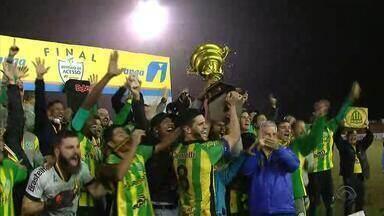 Ypiranga vence Esportiva e conquista o título da Divisão de Acesso - Assista aos gols da partida.