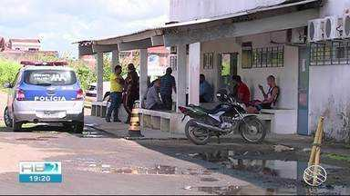 Velório de mulher grávida morta a tiros aconteceu na tarde da sexta (24) em Vertentes - Crime ocorreu em Taquaritinga do Norte.