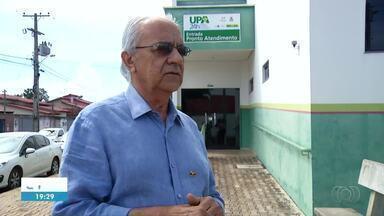 Afastamento de prefeito de Paraíso do Tocantins é prorrogado para tratamento de saúde - Afastamento de prefeito de Paraíso do Tocantins é prorrogado para tratamento de saúde
