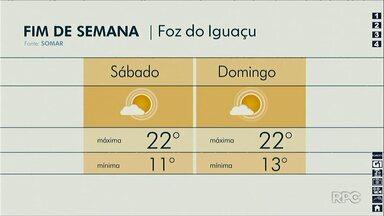 Veja a previsão do tempo para o fim de semana - O sol deve brilhar no fim de semana.