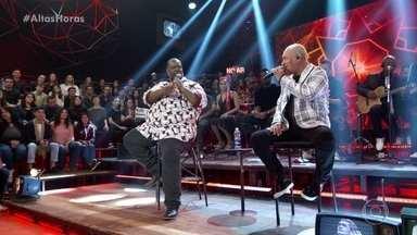 """Péricles canta """"Teu Segredo"""" com Chrigor - Confira o sucesso!"""