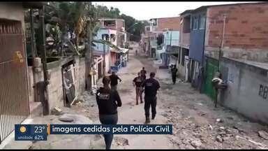 Polícia prende 11 foragidos da Justiça no DF e Entorno - Segunda fase da operação Cronos prendeu acusados de homicídios e feminicídios em 21 estados e no DF.