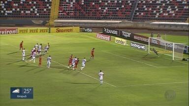 Botafogo-SP tem a melhor defesa da Série B do Brasileiro - Durante a campanha no campeonato, time tomou apenas dois gols.