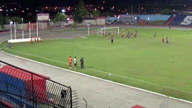 Atlético Mogi perde para Manthiqueira em jogo pela segunda divisão - Placar terminou em 2 a 1 durante confronto no Nogueirão.