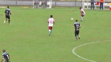 União empata com o Amparo - Jogo foi neste domingo (2).