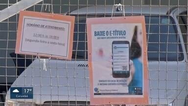 Biometria: 48 mil eleitores precisam fazer cadastro em Três Lagoas - Revisão eleitoral começa nesta segunda-feira (3) no município da região leste do estado.