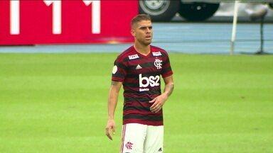 Xodó da torcida do Flamengo, Cuéllar pode estar de saída do clube - Xodó da torcida do Flamengo, Cuéllar pode estar de saída do clube