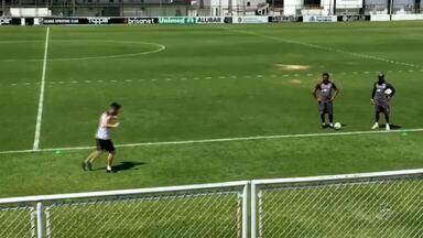 Ceará se reapresenta para jogo diante do Bahia - Ceará se reapresenta para jogo diante do Bahia
