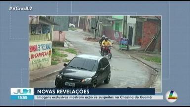Imagens exclusivas revelam percursos de envolvidos na chacina do Guamá - Polícia revela novos detalhes sobre o crime.