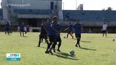 Palmas desiste de participar da Copa Verde - Palmas desiste de participar da Copa Verde
