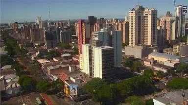 Sensação térmica desta quarta-feira foi de 7,7 ºC - Confira a previsão do tempo para Maringá e região