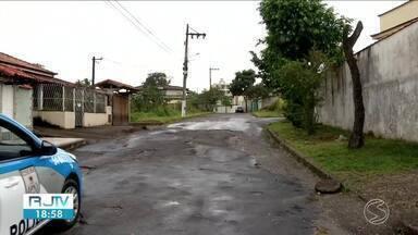 Frequentes furtos a residências preocupam moradores de Quatis - Em dois dias, quatro casas foram invadidas por bandidos na cidade.