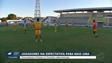 Fora da Copa Verde - Enfrentando crise financeira Corumbaense desiste de disputar a Copa Verde.