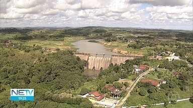 Barragem em Paudalho é esvaziada e compromete abastecimento de água para 12 mil moradores - Risco de rompimento da Barragem Bicopeba provocou o esvaziamento, afetando a comunidade de Guadalajara.