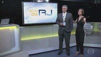 Bom Dia RJ - Edição de sexta-feira, 07/06/2019 - As primeiras notícias do Rio de Janeiro, apresentadas por Flávio Fachel, com prestação de serviço, boletins de trânsito e previsão do tempo.