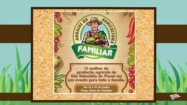Veja a agenda de eventos rurais que acontecem em toda a Bahia - Um dos destaques é o Arraial da Agricultura Familiar, que acontece em São Sebastião do Passé.