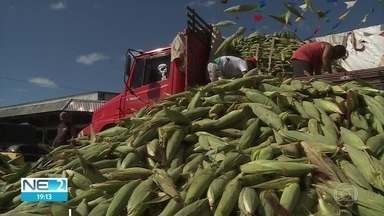Ceasa funciona em horário ampliado a partir de segunda-feira - Iniciativa pretende aumentar a venda de milho