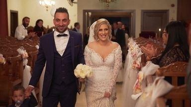 Ilha do amor: casamento grego mostra a paixão no Chipre - Casamento grego é herança do tempo em que a ilha pertencia à Grécia. Cercados de carinho e amor, o casal Renos e Elena celebra o poder da paixão.