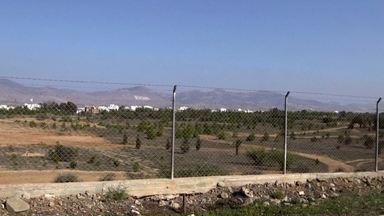 Ilha dos povos: conflito entre gregos e turcos divide o Chipre - O Chipre é dividido por uma faixa de 180 quilômetros que impede o confronto entre turcos e gregos, chamada de zona de amortecimento, gerenciada por uma base da ONU onde trabalham 1.100 pessoas.