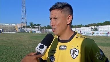 Corumbaense mantém expectativa de classificação para próxima fase da série D - Jogadores, entretanto, querem que clube coloque em dia os pagamentos atrasados.