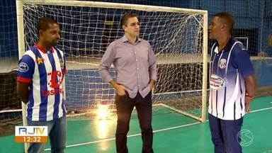 27ª Copa Rio Sul de Futsal: confira expectativa para a final em Volta Redonda — Parte 3 - Mendes e Piraí entram em quadra às 14h na Arena Multiuso, na Ilha São João.