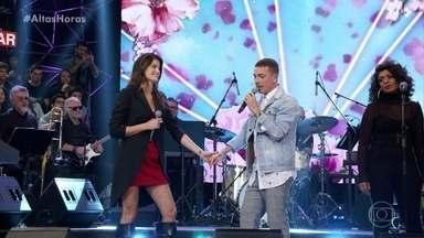 Di Ferrero e Isabeli Fontana cantam juntos 'Alma Gêmea' - Confira
