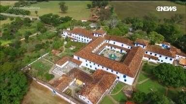 Mosteiro de Macaúbas, um dos primeiros conventos do Brasil