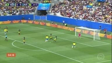 Brasil estreia com vitória na Copa do Mundo Feminina - Brasil venceu a Jamaica por 3 a 0.