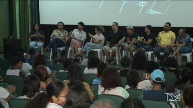Projeto da Escola de Cinema do Maranhão para revelar novos talentos - Trabalhos focam no primeiro momento a produção de curtas.