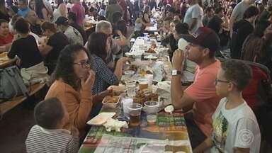 Tradicional Festa Italiana termina em Jundiaí - Terminou no domingo (9) a 32ª Festa Italiana de Jundiaí (SP). Uma das mais tradicionais da cidade e que tem o apoio da TV TEM.