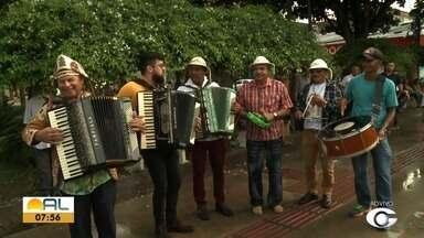 Programação do 'Aravantu' tem início nesta segunda, em Arapiraca - Evento promete levar muito arrasta-pé para as comunidades do Agreste.