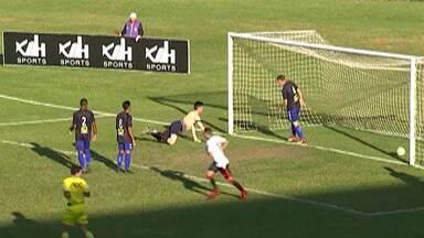 Já eliminado, Atlético Mogi é goleado pelo Paulista em Jundiaí - Time mogiano foi superado por 4 a 0 na Segundona.