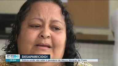 Família procura homem desaparecido há quatro dias no Norte do ES - Ele entrou para trabalhar na última quinta-feira (6) e desapareceu.