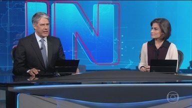 Jornal Nacional, Íntegra 11/06/2019 - As principais notícias do Brasil e do mundo, com apresentação de William Bonner e Renata Vasconcellos.