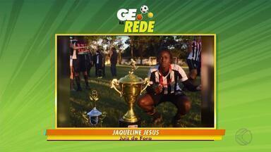 GE na Rede tem campeã no Santos, garotada e veteranos no futebol - Internautas de Juiz de Fora, Recreio e Mar de Espanha enviam fotos para o Globo Esporte