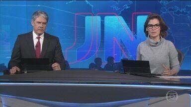 Jornal Nacional, Íntegra 12/06/2019 - As principais notícias do Brasil e do mundo, com apresentação de William Bonner e Renata Vasconcellos.