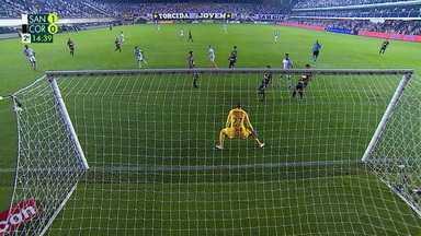 Melhores momentos: Santos 1 x 0 Corinthians pela 9ª rodada do Campeonato Brasileiro - Melhores momentos: Santos 1 x 0 Corinthians pela 9ª rodada do Campeonato Brasileiro