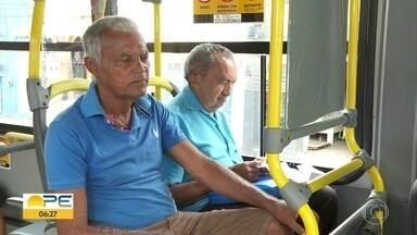 Campanha mostra a motoristas e cobradores dificuldades dos passageiros no ônibus - Iniciativa do Grande Recife Consórcio de Transporte promove troca de experiências entre eles.