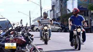 Aumenta o número de acidentes com motocicletas em Dracena - Maio foi o mês com mais ocorrências.